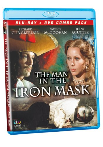 Man in the Iron Mask [Blu-ray + DVD Combo Pack]