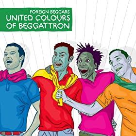 United Colours Of Beggatron