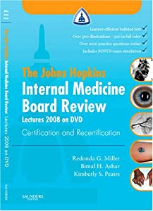 The Johns Hopkins Internal Medicine Board Review Lectures DVD Free Download 51R5qbdBuhL._SY300_