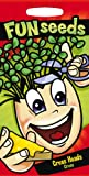 Mr Fothergills - Pictorial Packet - Fun With Seeds - Cress Heads - 3000 Seeds