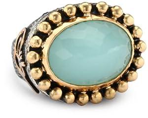 bora chalcedony signature ring size 7 jewelry