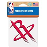 Houston Rockets Perfect Cut Color Decal 4