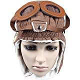 Warm Baby Kid Toddler Winter Earflap Pilot Cap Hat Beanie Bomber Flight Helmet