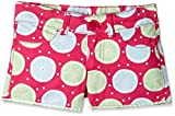 UCB Kids Girls' Shorts (16P4COTC0141I901_Pink_XL)