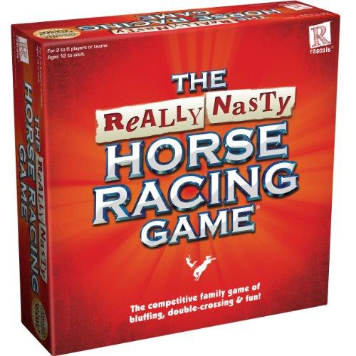 The Really Nasty Horse Racing Game (Versione Inglese) Gioco da tavolo