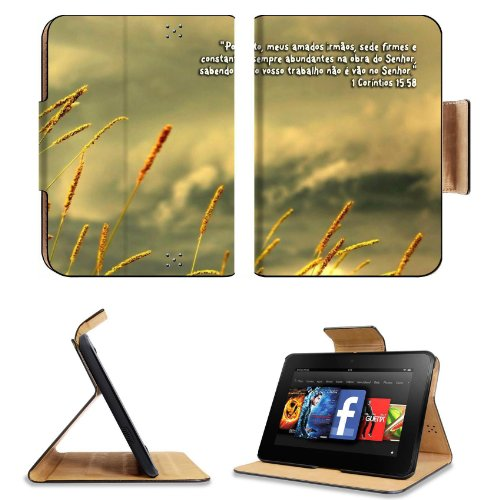 Hay Fielda Summer Jesus Quotes Amazon Kindle Fire Hd 7 [2012 Version Only September 14, 2012] Flip Case Stand Magnetic Cover Open Ports Customized Made To Order Support Ready Premium Deluxe Pu Leather 7 11/16 Inch (195Mm) X 5 11/16 Inch (145Mm) X 11/16 In front-951992