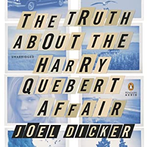 The Truth About the Harry Quebert Affair Audiobook