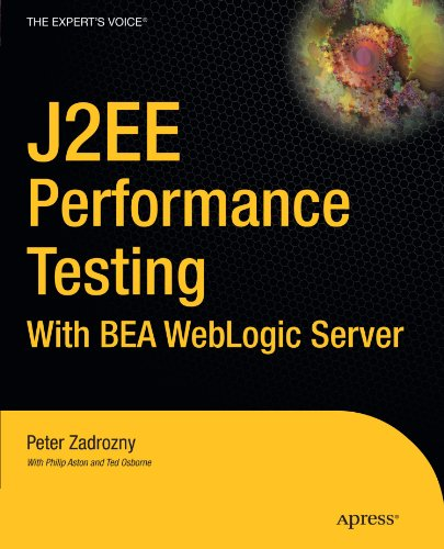 J2ee Performance Testing