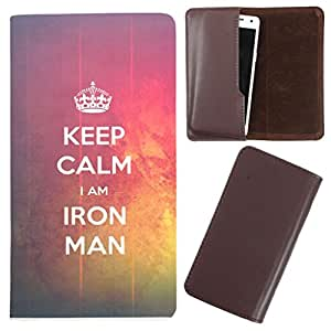 DooDa - For Micromax Canvas Blaze HD EG116 PU Leather Designer Fashionable Fancy Case Cover Pouch With Smooth Inner Velvet