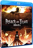 Attack On Titan: Part 1 [Blu-ray]