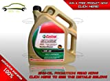 CASTROL EDGE FST Turbo Diesel 5W-40 5Litres Fully Synthetic Engine Oil 5L