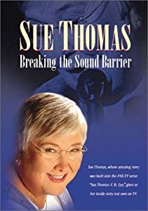 Sue Thomas: Breaking the Sound Barrier - DVD
