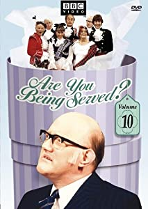 Are You Being Served?, Vol. 10 from BBC Home Entertainment