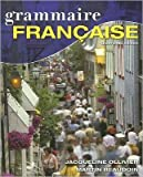 img - for Grammaire Fran?aise (text only) 4th (Fourth) edition by J.Ollivier, M.Beaudoin book / textbook / text book