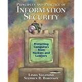 Principles and Practice of Information Security ~ Linda Volonino