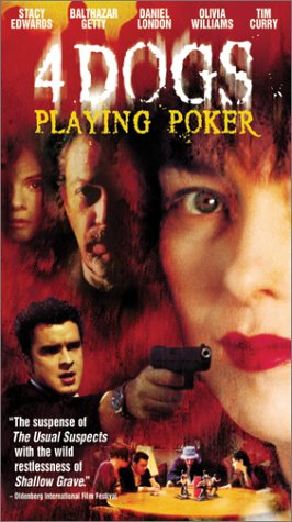 4 Dogs Playing Poker [VHS] - 1