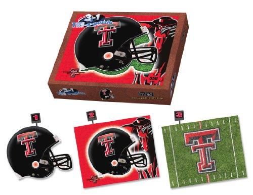 Texas Tech Tri-a-Puzzle - 1