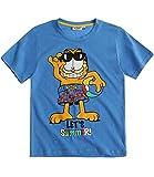 Garfield Chicos Camiseta manga corta - Azul - 116