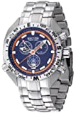 Sector Men's Watch R3273966035 In Collection Yacht Master With Blue Dial & Silver Colour Stainless Steel Strap