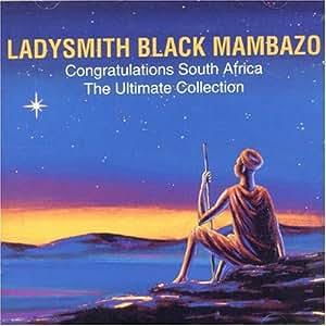 Ladysmith Black Mambazo Ultimate Collection Amazon Com