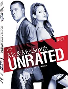 Mr. & Mrs. Smith (Unrated)  (Bilingual)