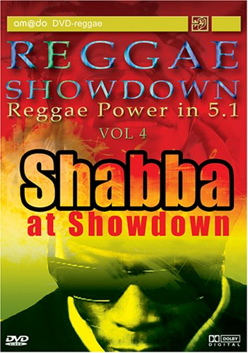Reggae Showdown Vol. 4 [DVD]