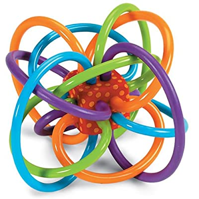 Wireless Brothers Baby Bendy Ball Teether Activity Toy by Wireless Brothers