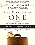 The Power of One: One Person, One Rule, One Month (0785260056) by Maxwell, John C.