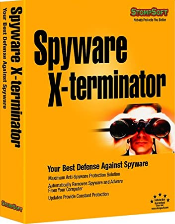 Stompsoft Spyware X-terminator