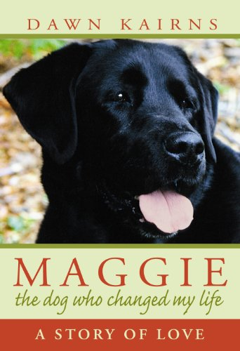 maggie-the-dog-who-changed-my-life-a-story-of-love-english-edition