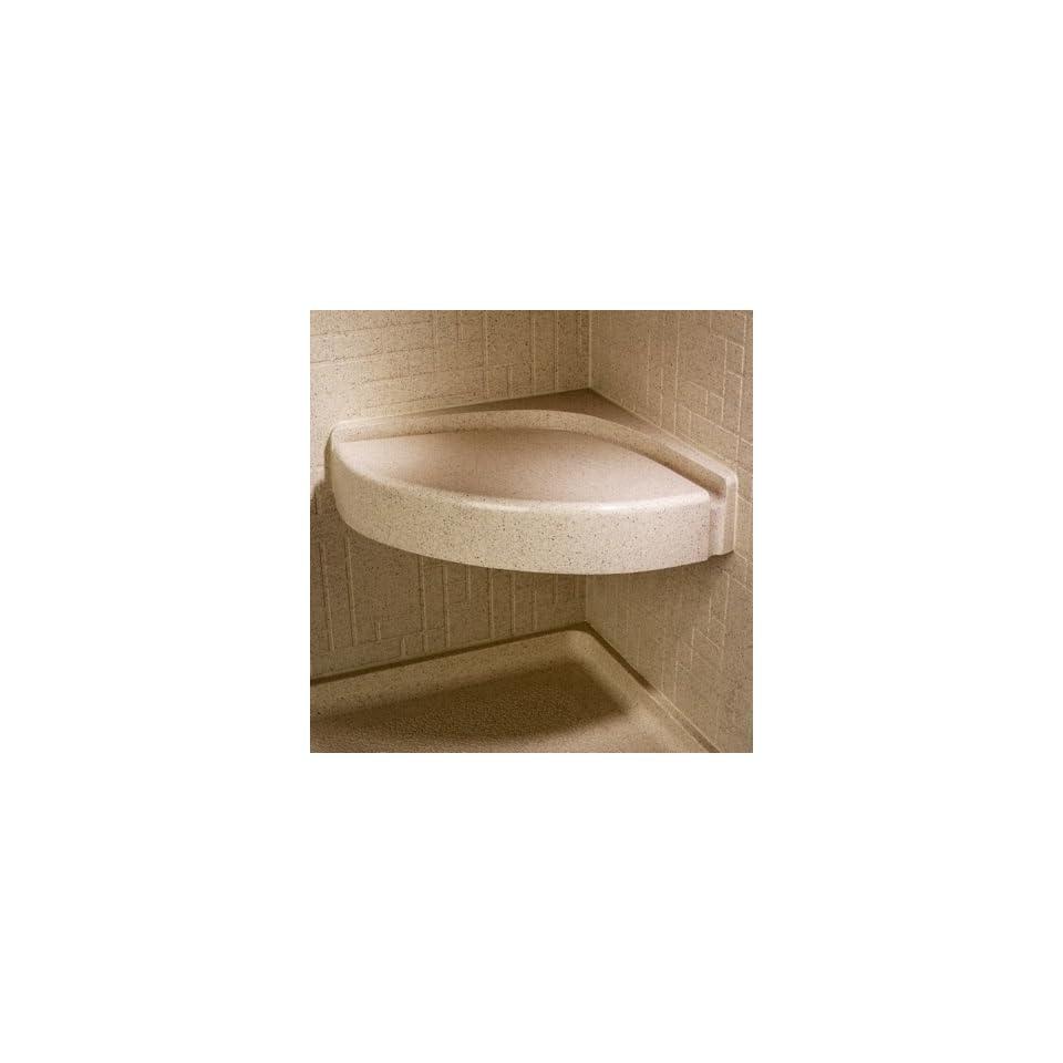 Swanstone CS 1616 122 Green Prairie 16X16 Corner Shower Seat