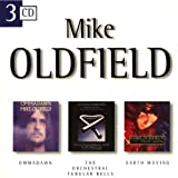 Ommadawn / Orchestral Tubular Bells / Earth Moving by Oldfield, Mike (1999-01-18)