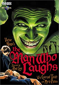 "Cover of ""Paul Leni's The Man Who Laughs&..."