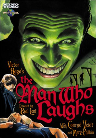 Man Who Laughs [DVD] [2028] [Region 1] [US Import] [NTSC]