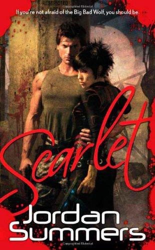 Image of Scarlet (Dead World, Book 2)