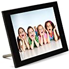 Pix-Star PXT515WR04 15 FotoConnect XD Digital Picture Frame with Wifi, Email and UPnP (Black)