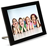 Pix-Star 15 Inch Wi-Fi Cloud Digital Photo Frame FotoConnect XD with Email, Online Providers, iPhone & Android app, DLNA and more (Black)