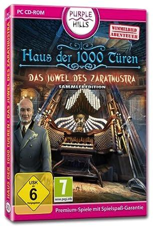 Haus der 1.000 Türen - Das Juwel des Zarathustra