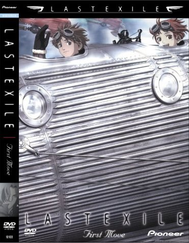 Last Exile 1: First Move [DVD] [Region 1] [US Import] [NTSC]
