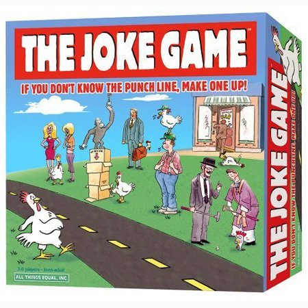 The Joke Game - 1