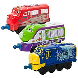 Chuggington Stack Track Storm Maker Vehicle