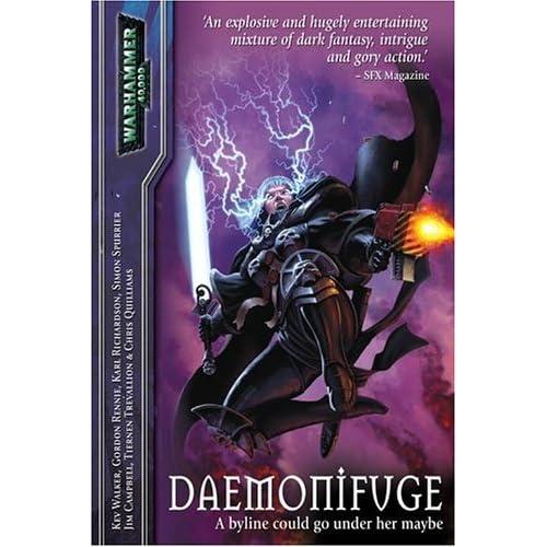 Daemonifuge: Heretic Saint (Warhammer 40,000 Novels) Various