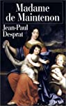 Madame de Maintenon par Desprat