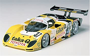 tamiya - maquette - voiture - toyota 88c-v taka-q