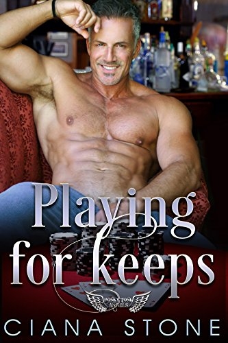 Sparks fly at first glance and before you can call red on a roulette wheel, Cade and Roxie are neck deep in what is surely the most erotic bet of their lives…  Playing For Keeps (Honky Tonk Angels Book 5) by Ciana Stone