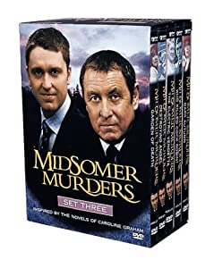 Midsomer murders set three garden of death destroying angel the electric Midsomer murders garden of death
