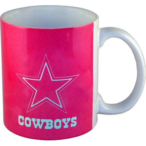 cowboys coffee mug