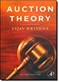 img - for By Vijay Krishna Auction Theory, Second Edition (2nd Edition) book / textbook / text book