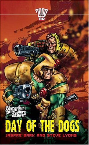 Strontium Dog #4: Day of the Dogs, Cartmel, Andrew