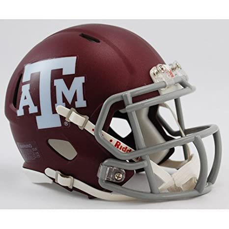 NCAA Texas A and M Aggies Speed Mini Helmet